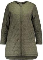Zizzi Short coat tarmac