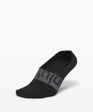 Lululemon Daily Stride No Show Sock