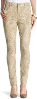 Chico's Leopard Jeggings