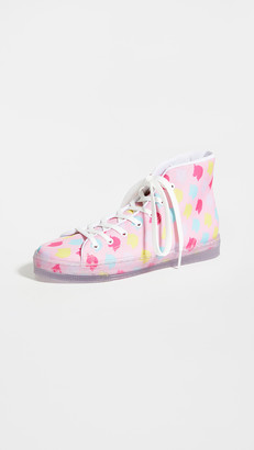 Ireneisgood Unicorn High Top Sneakers