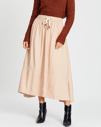 POL Clothing Juniper Skirt