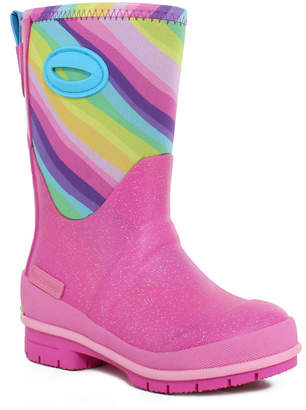 Western Chief Toddler, Little Girl and Big Girl Cold-Weather Neoprene Boots