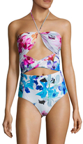 6 Shore Road West Side One Piece Swimsuit