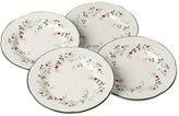 Pfaltzgraff Set of 4 Winterberry Salad Plates