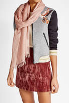 Brunello Cucinelli Cashmere and Silk Scarf