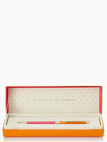Kate Spade Handwritten note ballpoint pen