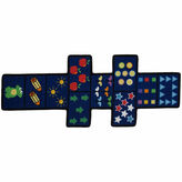 Asstd National Brand Hopscotch With Counters Rectangle Rugs