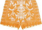 Tory Burch Crocheted shorts