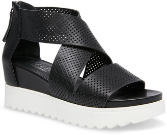 Steven by Steve Madden Klein Wedge Leather Sandal
