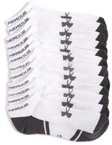 Under Armour Men's 6-Pack Resistor 3.0 No-Show Socks
