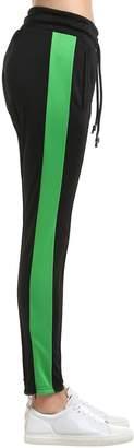 GCDS STRAIGHT LEG SWEATPANTS