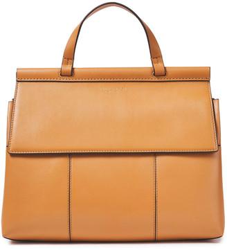 Tory Burch Block T Leather Shoulder Bag