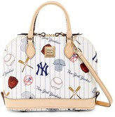 Dooney & Bourke Yankees Zip Zip Satchel