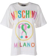 Moschino Milano Cotton T-shirt