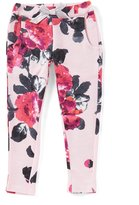 Joules Little Girls 1-6 Floral-Print Pull-on Pants