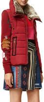 Desigual Emilia Red Jacket