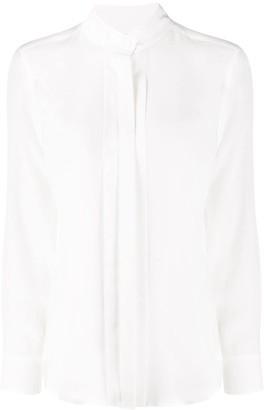 Nili Lotan Arden silk shirt