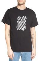 Obey Men's Defiant Rose Graphic T-Shirt