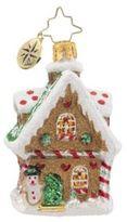 Christopher Radko Sweet Ginger Cottage Gem Ornament