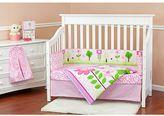 Dream On Me Spring Garden 5-pc. Crib Bedding Set