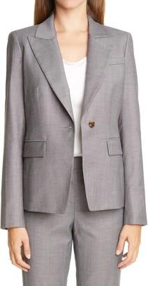 Lafayette 148 New York Sloan Wool Blazer