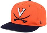 Zephyr Virginia Cavaliers Gridiron Snapback Cap