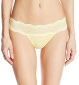 Cosabella Women's Dolce Low Rise Thong Panty