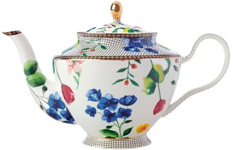 Maxwell & Williams Teas & C's Contessa Teapot with Infuser 1L White Gift Boxed