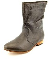 F.I.E.L Paxi Slouchy Women Round Toe Leather Ankle Boot.