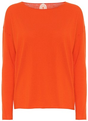 Jardin Des Orangers Cotton and cashmere sweater