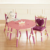 Levels of Discovery Princess Table & Chairs Set