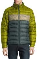 Marmot Tri-Toned Puffer Jacket