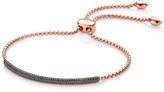 Monica Vinader Stellar Diamond Mini Bar Bracelet