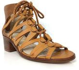 Groove Lauren Lace-Up Sandals