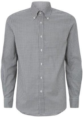 Ralph Lauren Purple Label Gingham Shirt