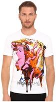 Versace EB3GOA7B4 Men's T Shirt