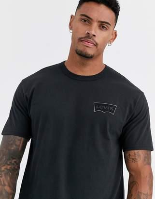 Levi's Levis Skateboarding Skateboarding Graphic t-shirt in black