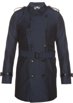 Burberry Kensington gabardine trench coat