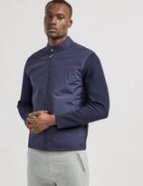 Z Zegna Panel Zip Up Sweatshirt
