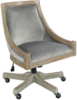 Linon Mimi Quilted Office Chair