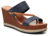 Italian Shoemakers Presley Wedge Sandal