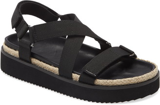 BP Gage Platform Sandal