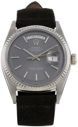 Rolex 1976 pre-owned Day-Date 36mm