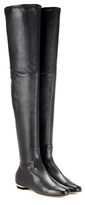 Nicholas Kirkwood Beya Leather Over-the-knee Boots