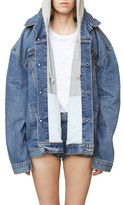 Vetements Women's X Levi's Denim Jacket