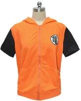 Miccostumes Dragon Ball Z Son Goku Kame Anime Cosplay Coat summer short sleeves