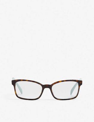 Prada Pr18T51 Heritage rectangle-frame optical glasses