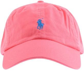 Ralph Lauren Classic Baseball Cap Pink