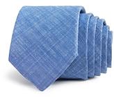 Theory Tonal Weave Skinny Tie