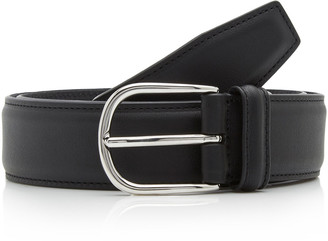 Andersons Thin Leather Belt